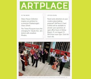 Artplace blog